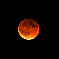 Blood Moon Lunar Eclipse 4.14.14